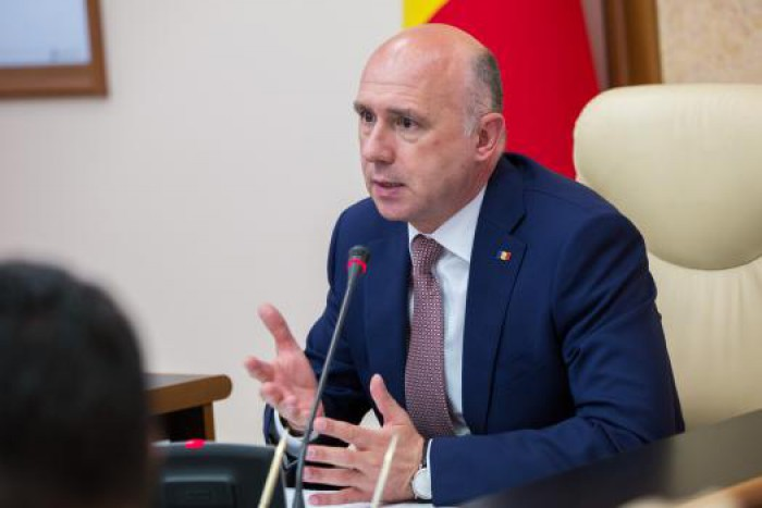 """(video) Pavel Filip și Petro Poroşenko participă la inaugurarea punctului comun moldo-ucrainean de trecere a frontierei de stat, """"Cuciurgan-Pervomaisc"""""""