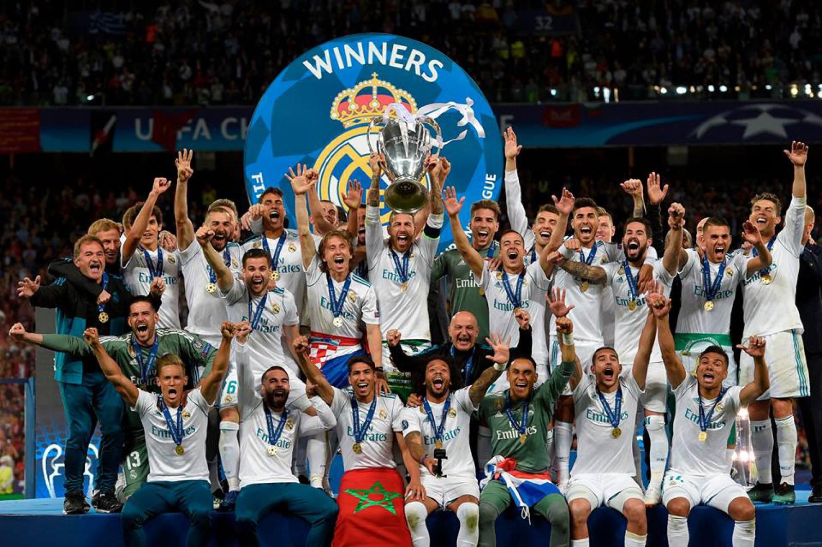 Performanță istorică pentru Real Madrid! Echipa lui Zinedine Zidane a învins-o pe FC Liverpool și a câștigat a treia oară consecutiv Liga Campionilor