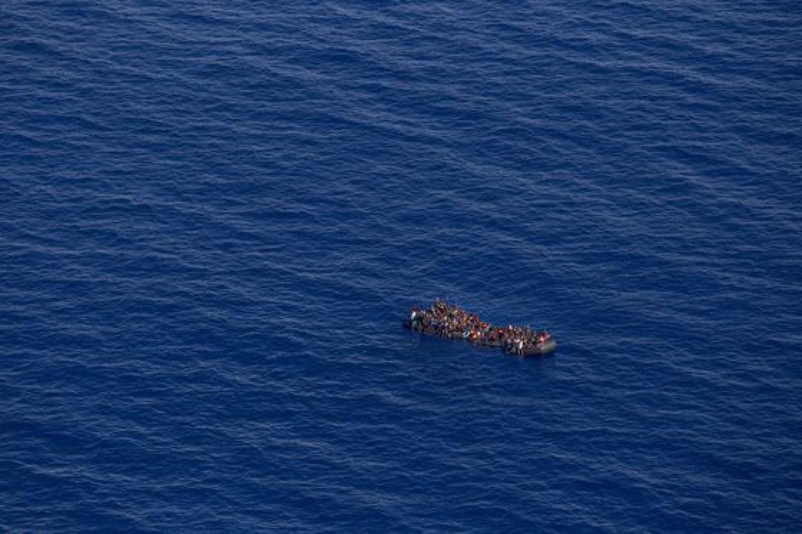 Peste 600 de imigranţi s-au înecat în Marea Mediterană în ultimele patru săptămâni