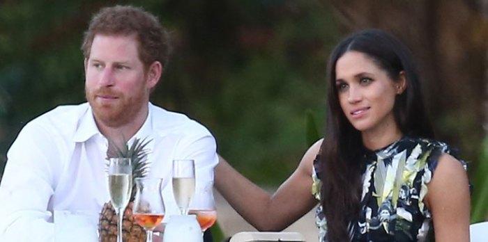 Prințul Harry și Meghan Markle au plecat în vacanță în Africa de ziua de naștere a actriței