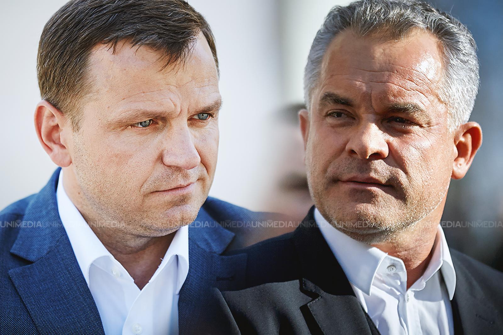 """Plahotniuc salută victoria lui Năstase și face o promisiune: """"Guvernul va sprijini cu tot ce poate Chișinăul"""""""