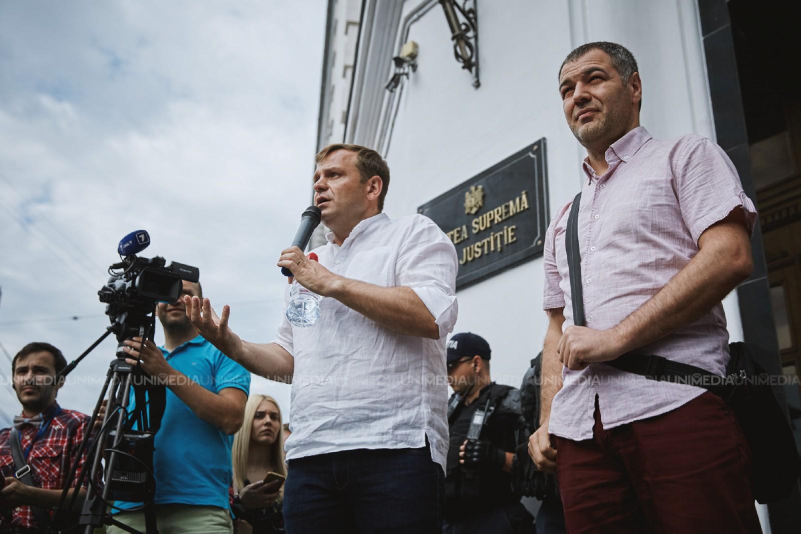 Platforma DA a depus o plângere la Procuratura Generală și cere să investigheze acțiunile judecătorilor care au invalidat alegerile din Chișinău