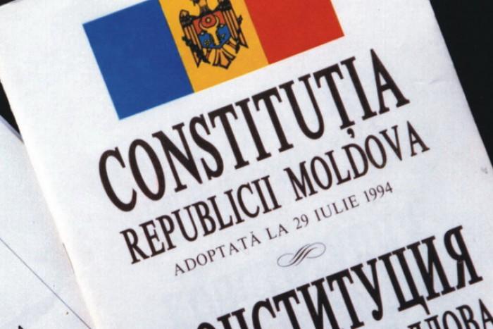 """PLDM vrea schimbarea Constituției: Liberal democrații propun schimbarea limbii de stat din """"moldovenească"""" în """"română"""""""