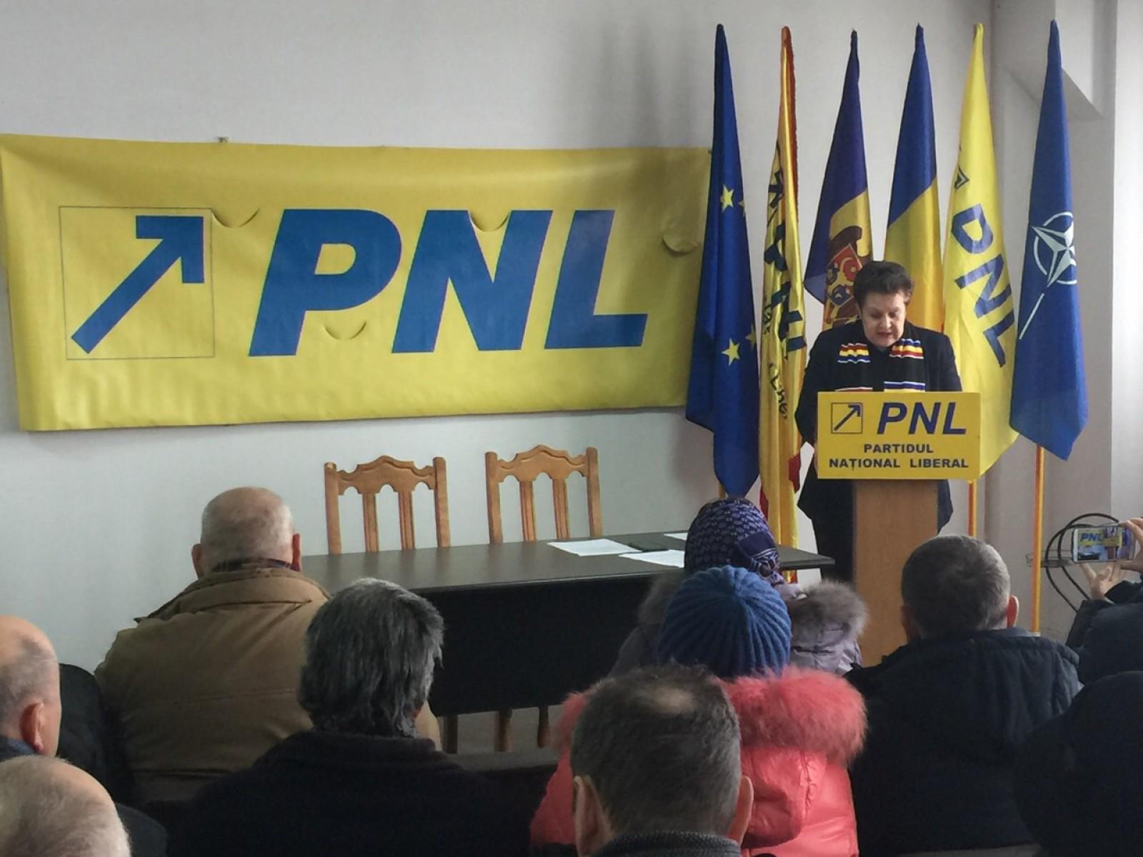 PNL, despre alegerile locale din Chișinău: Bătălia trebuie să se dea doar între un candidat pro-Vest și unul pro-Est
