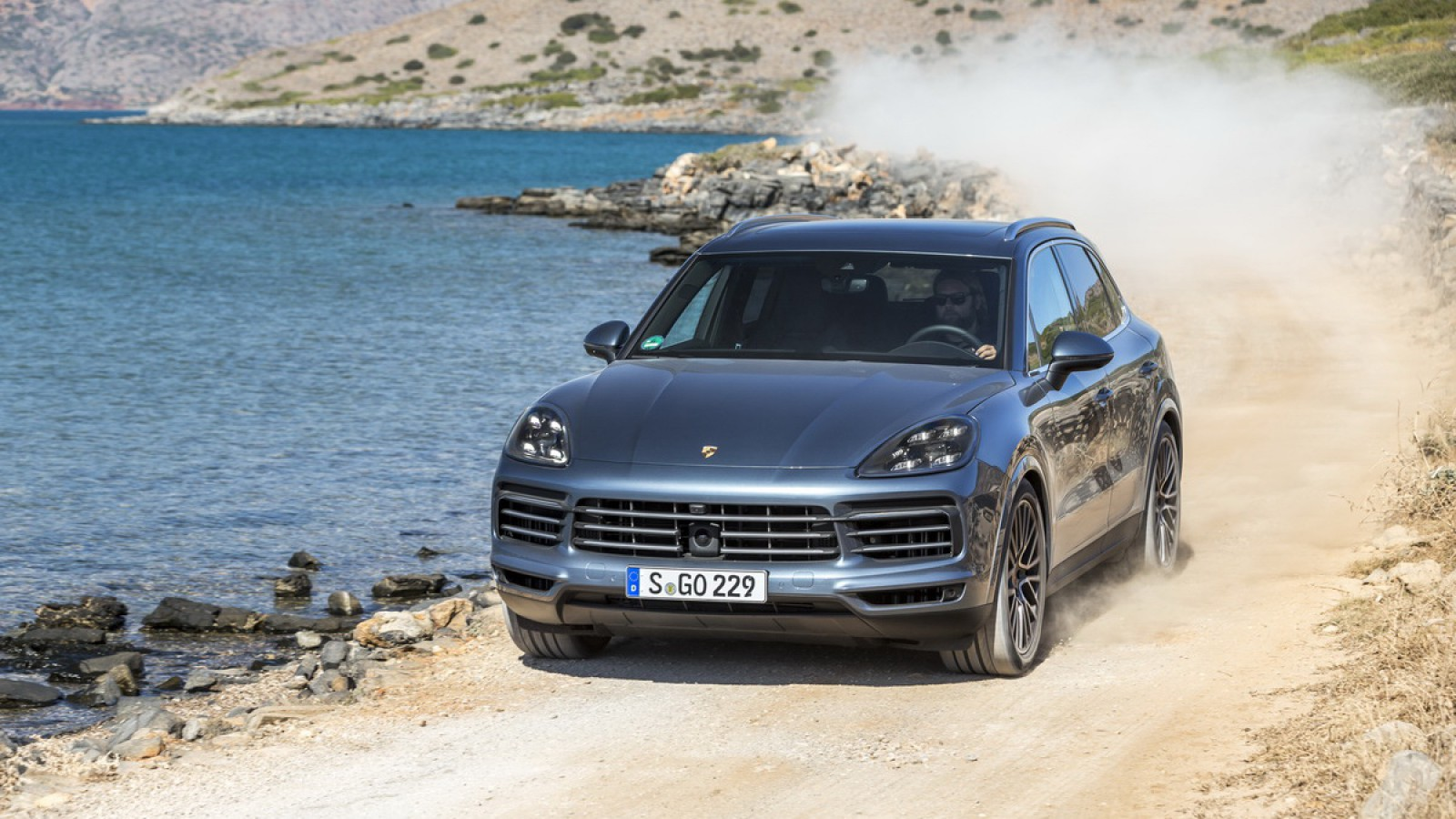 Porsche reacţionează! Noul Cayenne este prevăzut cu propulsie diesel