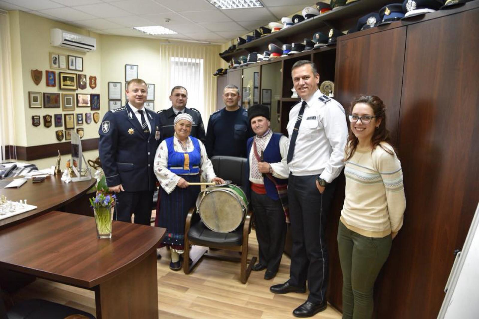 """Pregătirile pentru lansarea proiectului """"Bunicii Grijulii"""