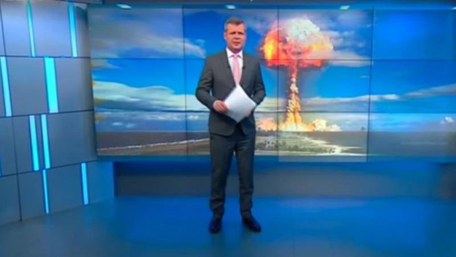 Presa de la Moscova îi sfătuiește pe ruși să facă provizii pentru un război nuclear