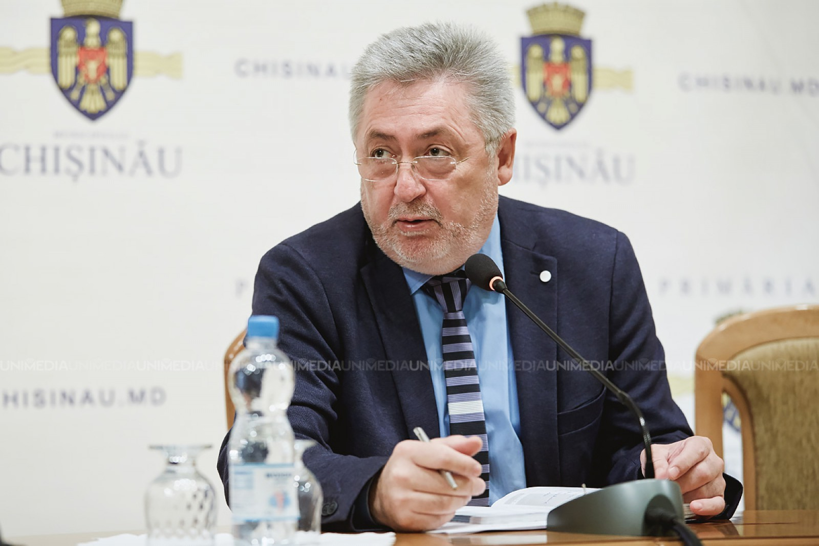 Prima audiere a lui Nistor Grozavu în dosarul parcărilor cu plată a fost amânată: Ce spun părțile