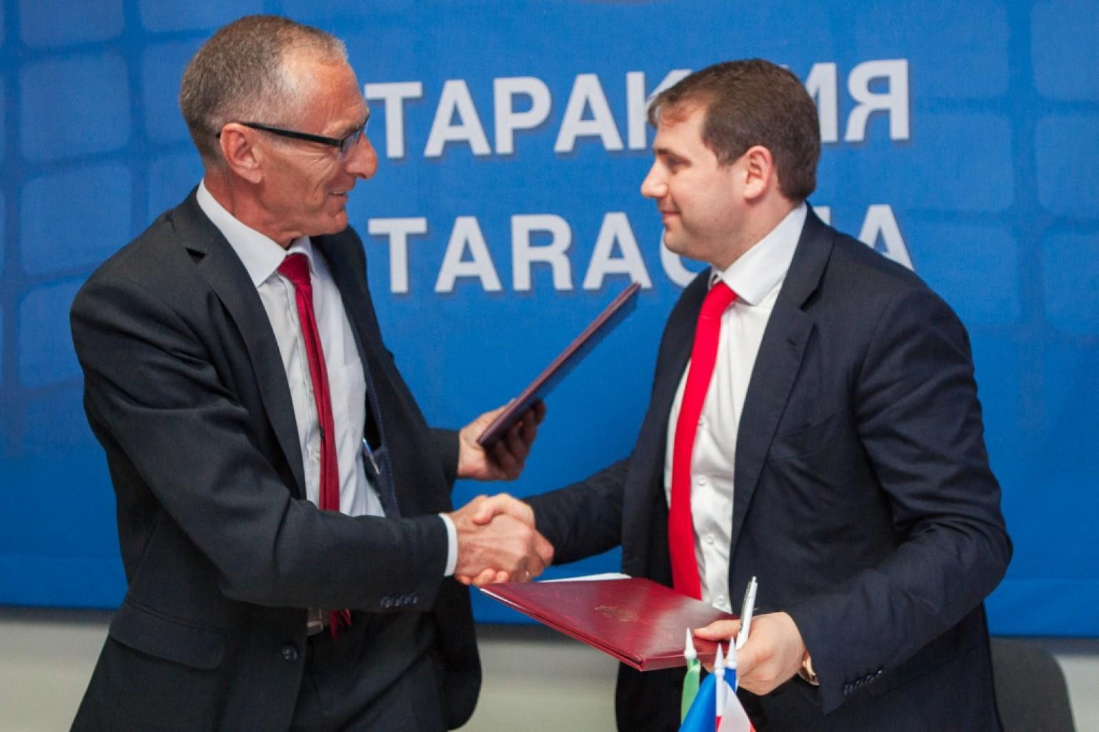 Primarii orașelor Orhei și Taraclia au semnat un acord de cooperare
