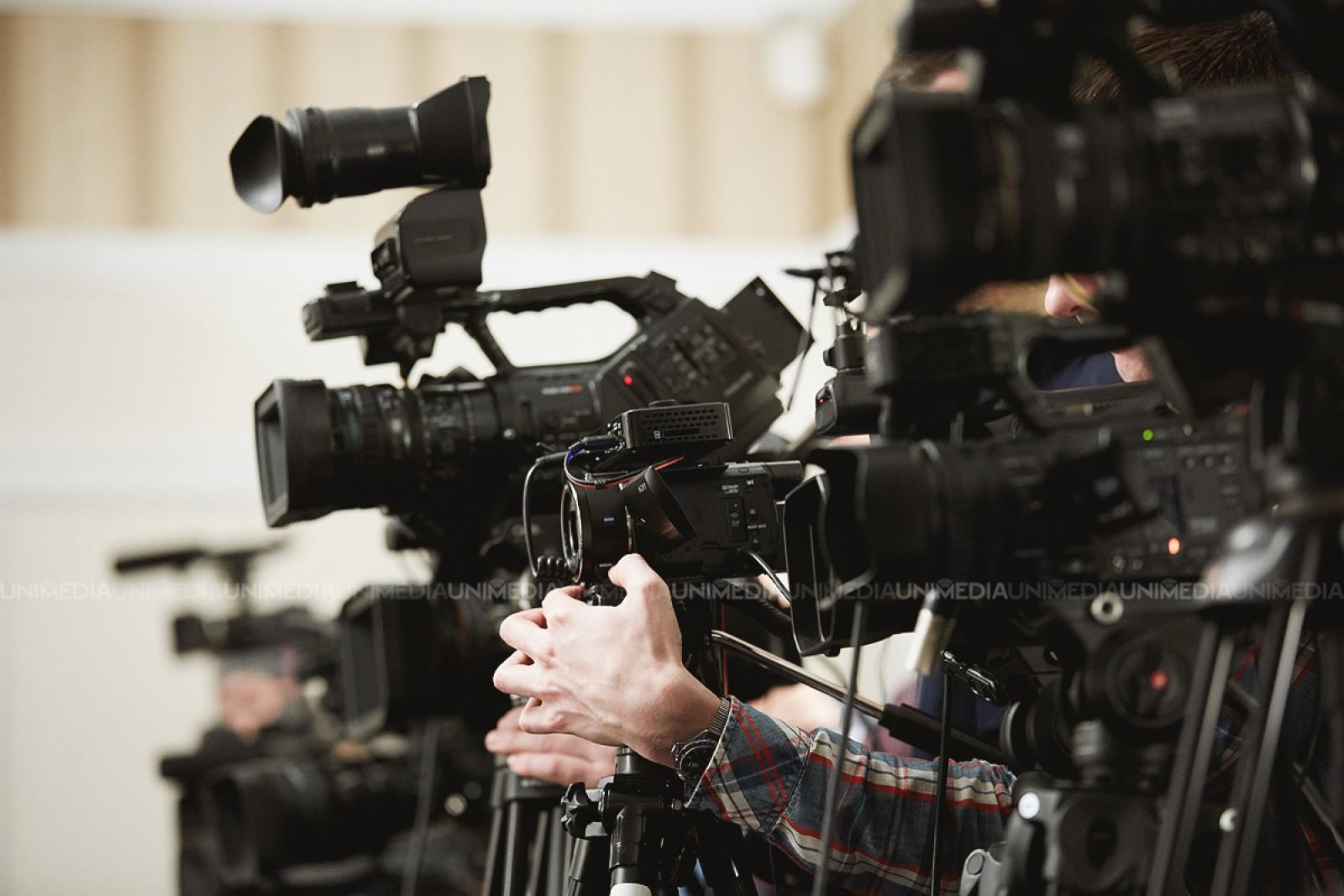 Prime TV sancționat cu o amendă de 70 de mii de lei pentru difuzarea unui discurs cu caracter militarist al președintelui rus Vladimir Putin