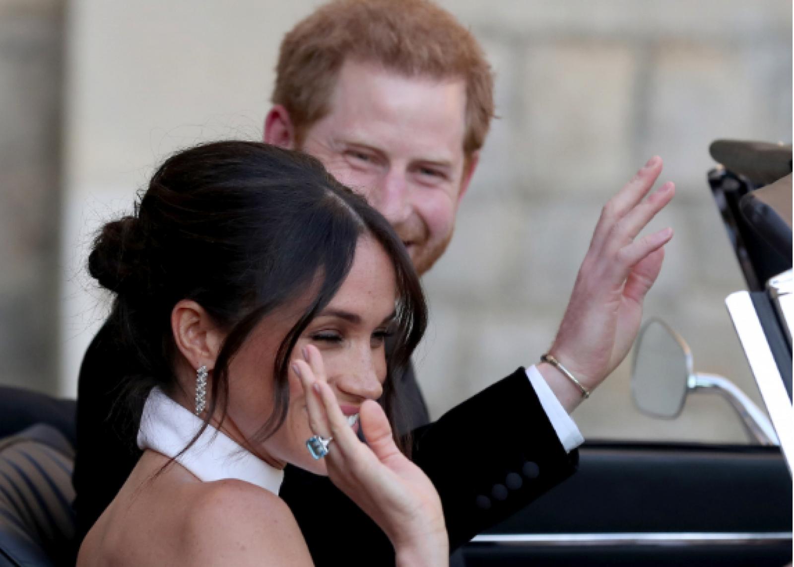 Prinţul Harry şi ducesa Meghan şi-ar petrece luna de miere în Canada