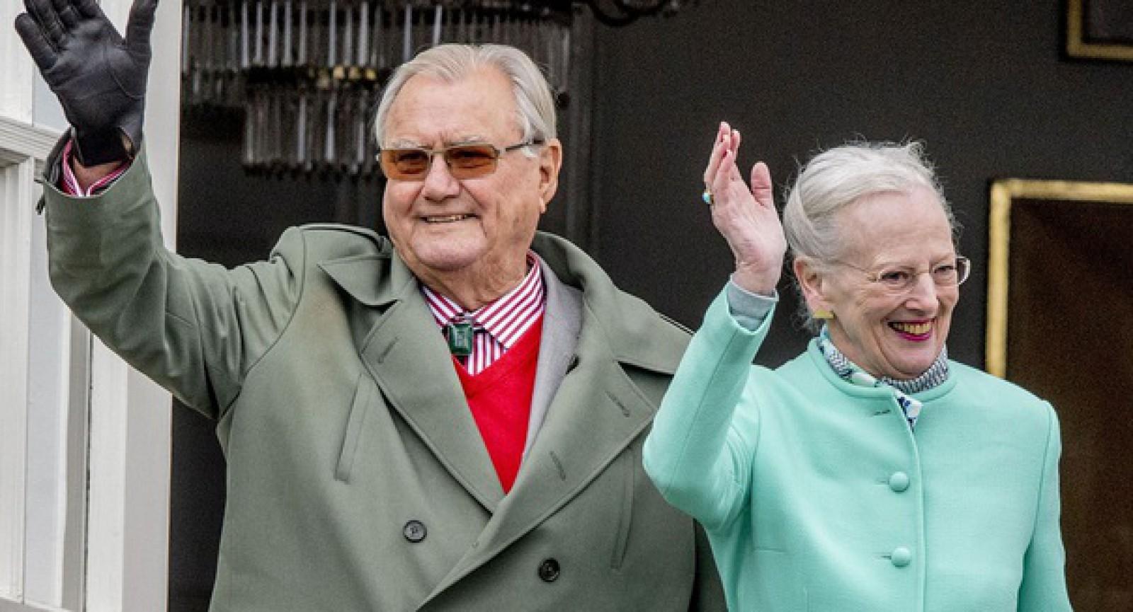 Prinţul Henrik al Danemarcei, soţul reginei Margrethe a II-a, a murit