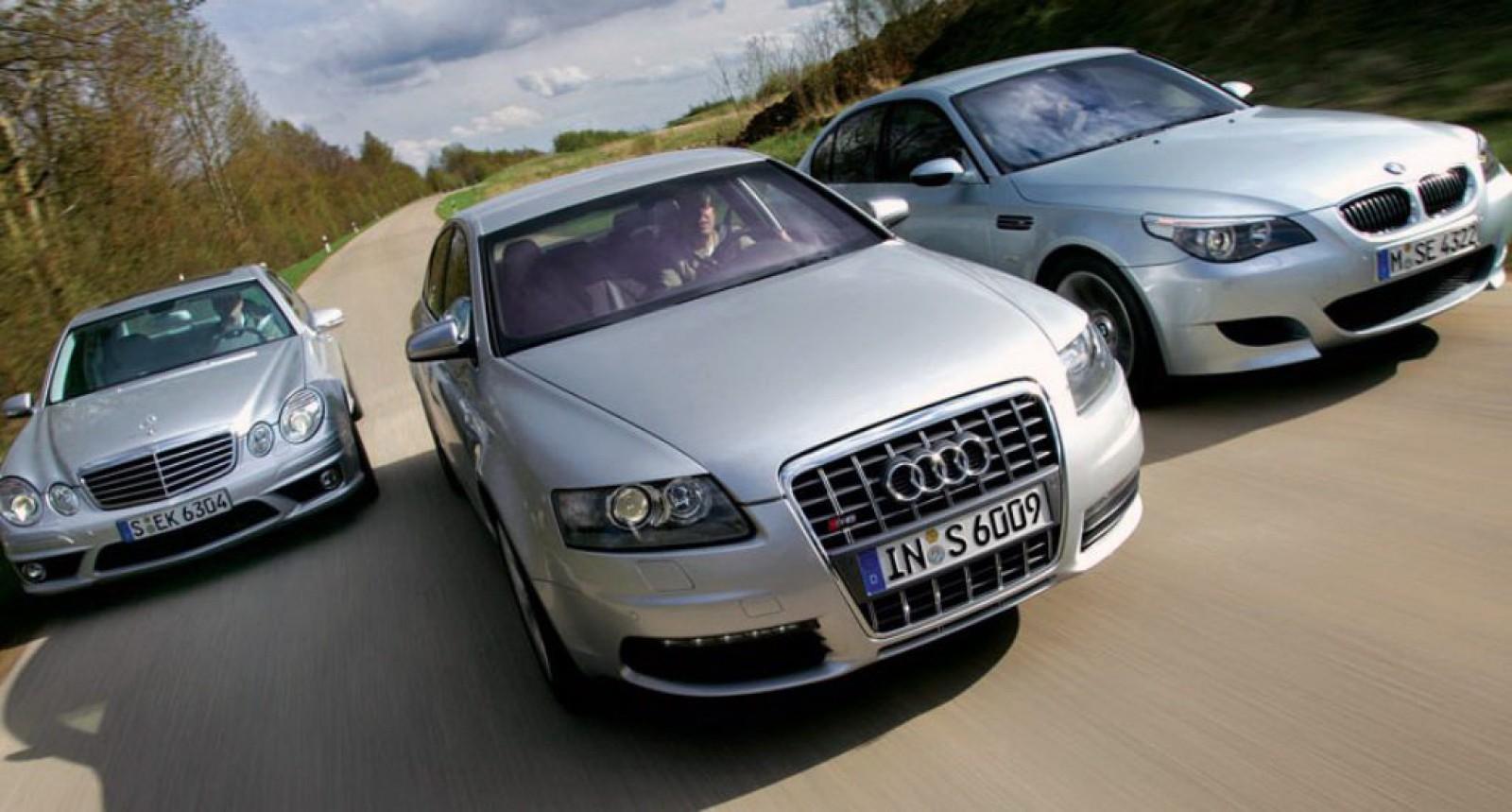 Problemele diesel ale industriei auto germane au provocat o creştere a exporturilor de maşini rulate