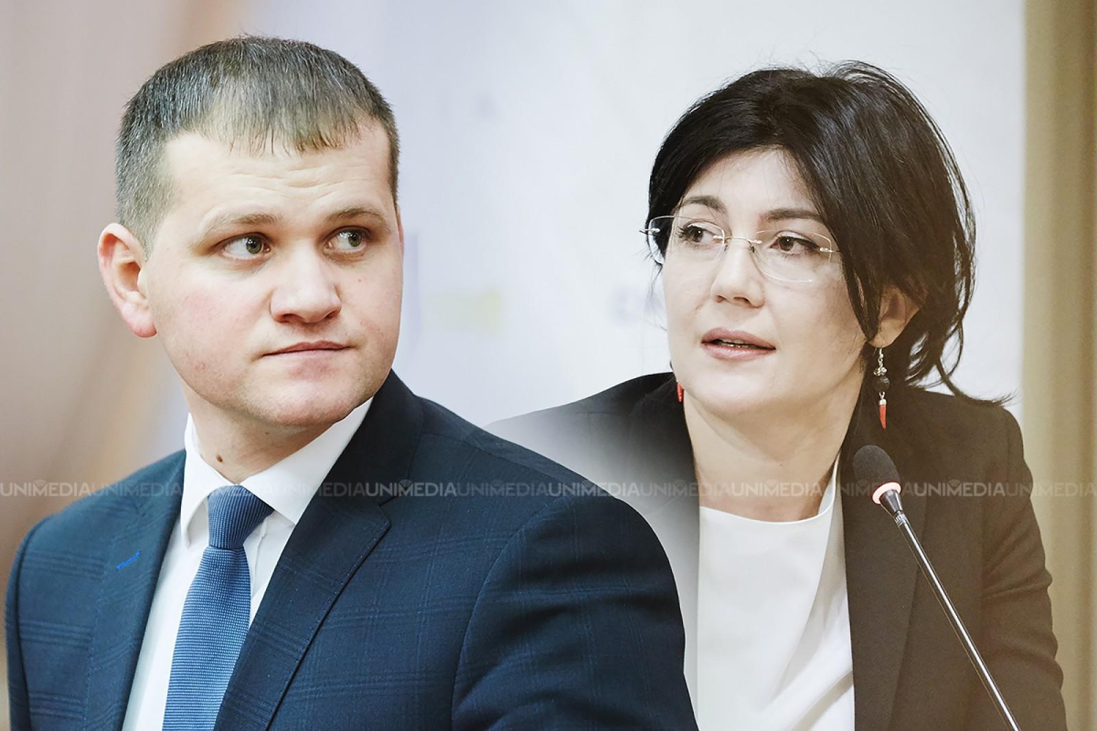 Procuratura municipală nu va iniția cauză penală pe numele Silviei Radu, Nistor Grozavu și Ruslan Codreanu