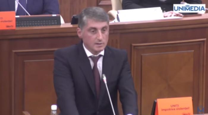 Harujen cere ca procurorul şi judecătorul care au emis mandat de arest pe numele lui Braguţa să fie sancţionaţi