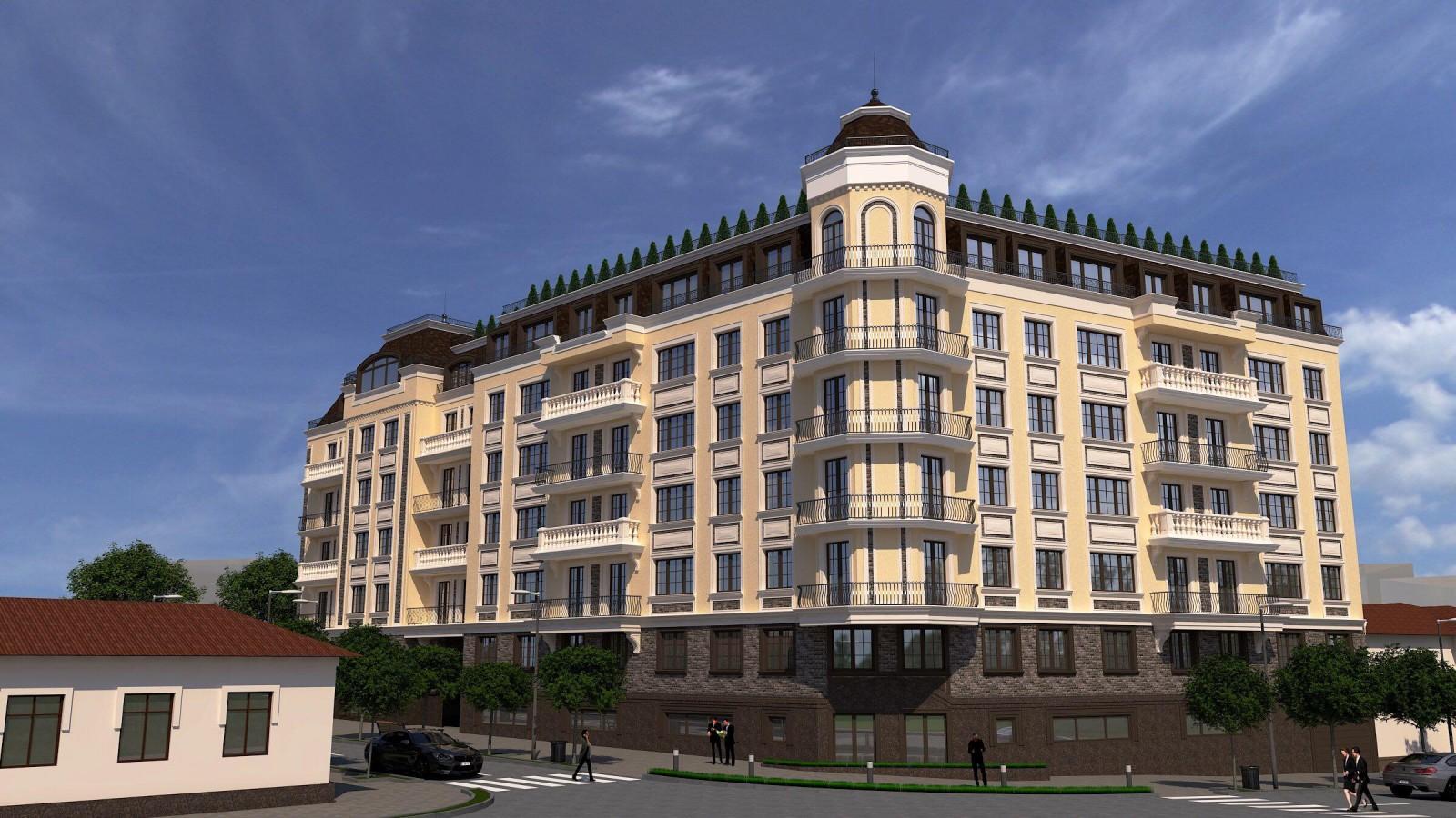 PROMOȚIE: Apartamente în centru la doar 590€/m2!