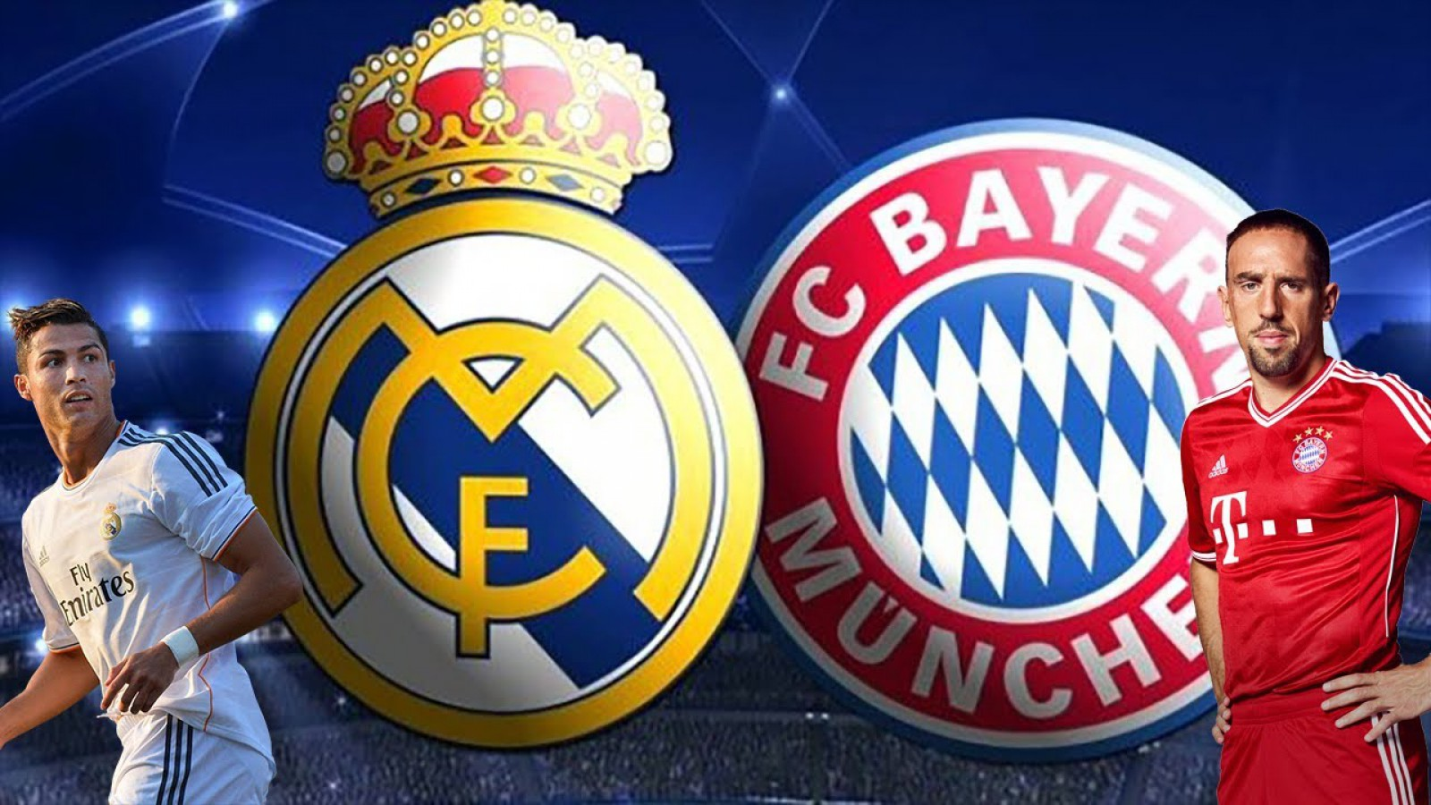 Pronostic la Real Madrid v Bayern Munchen. Vezi cine se califică