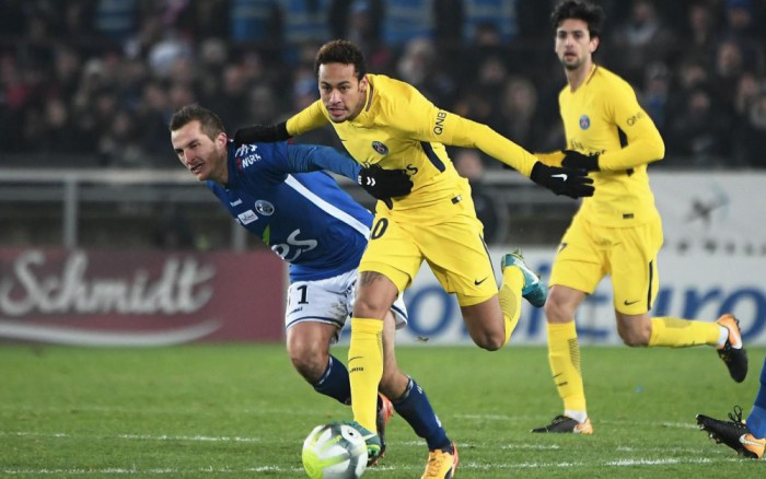 PSG a suferit prima înfrângere în acest sezon! Neymar, Mbappe și compania au fost învinși de către formația Strasbourg