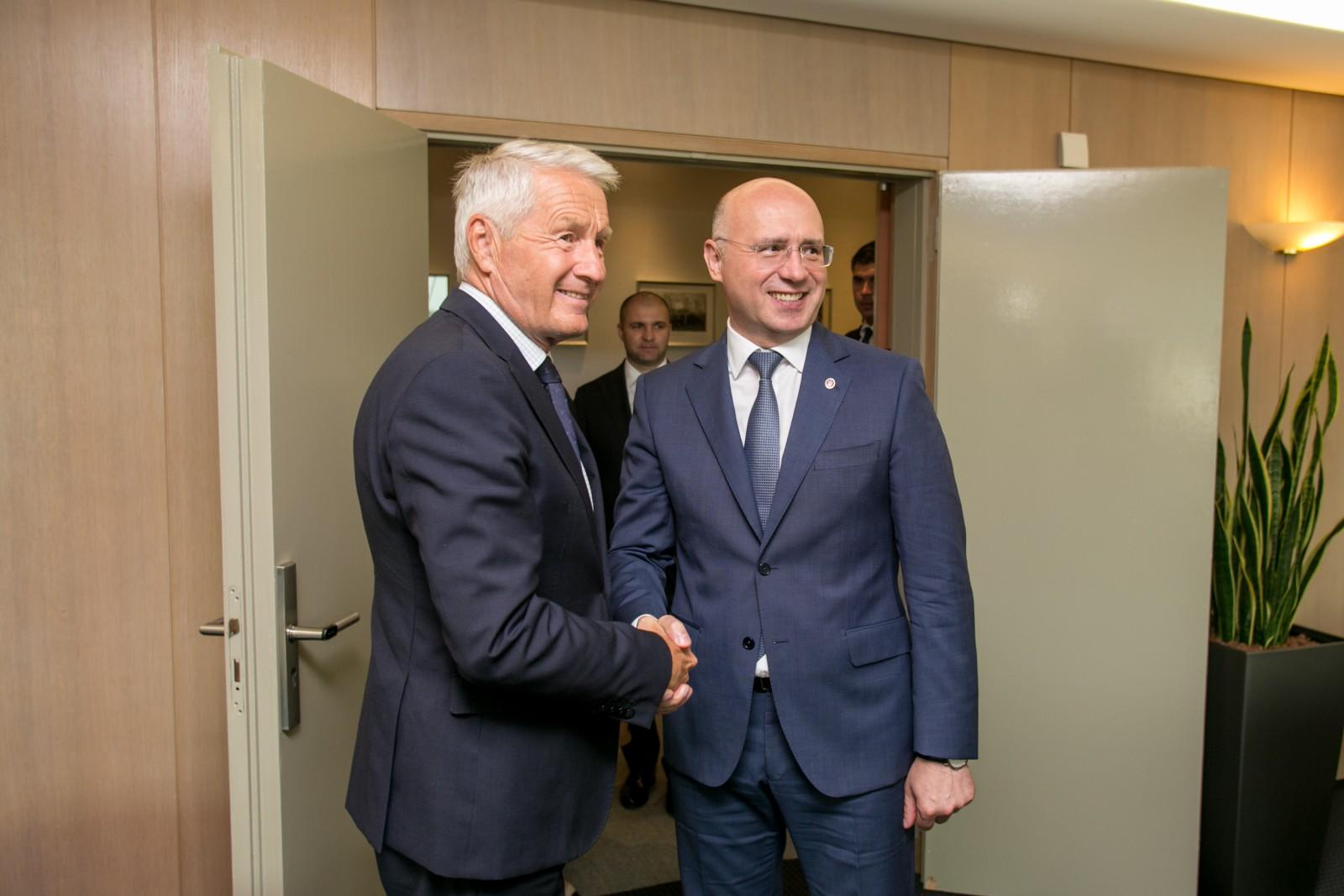 (video) Purtătorul de cuvânt al lui Thorbjørn Jagland, despre vizita la Strasbourg a delegației Guvern-PDM și cea a opoziției: Noi putem oferi suport și expertiză pentru alegeri noi