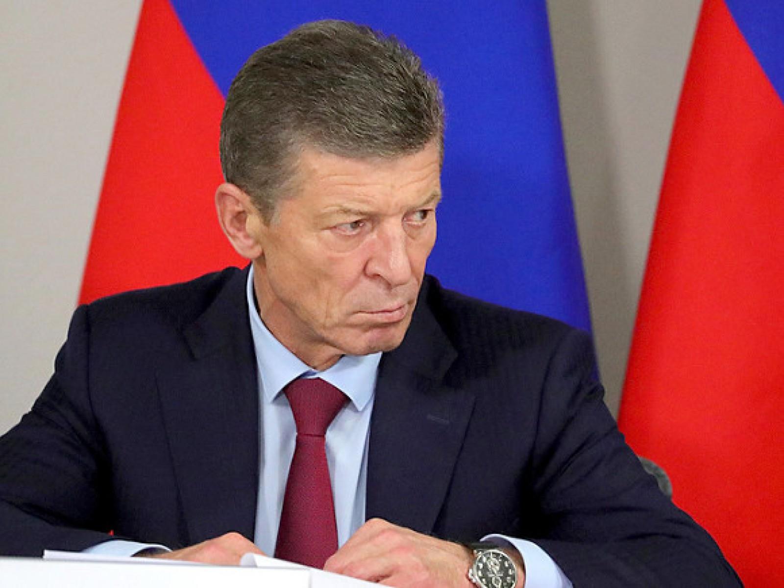 Putin l-a numit pe Dmitri Kozak reprezentant special pentru dezvoltarea relațiilor comercial-economice cu Republica Moldova
