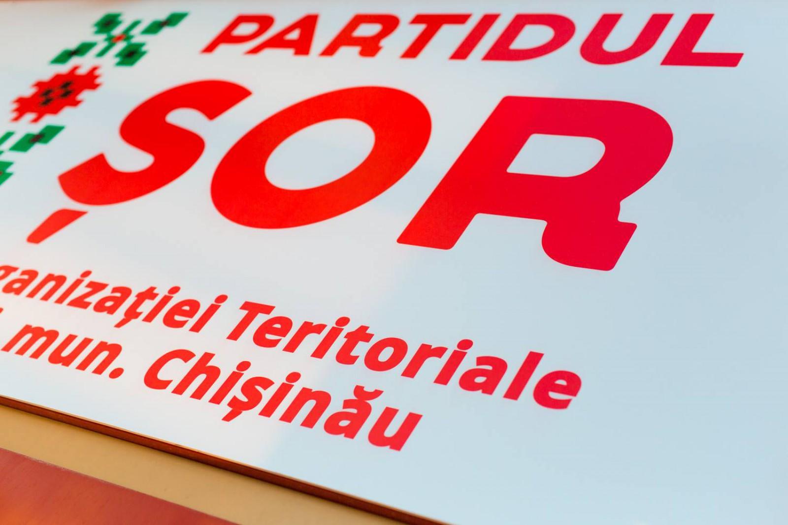 """Radio Orhei: Partidul """"Șor"""" și-ar fi găsit sediu în incinta Primăriei Orhei"""