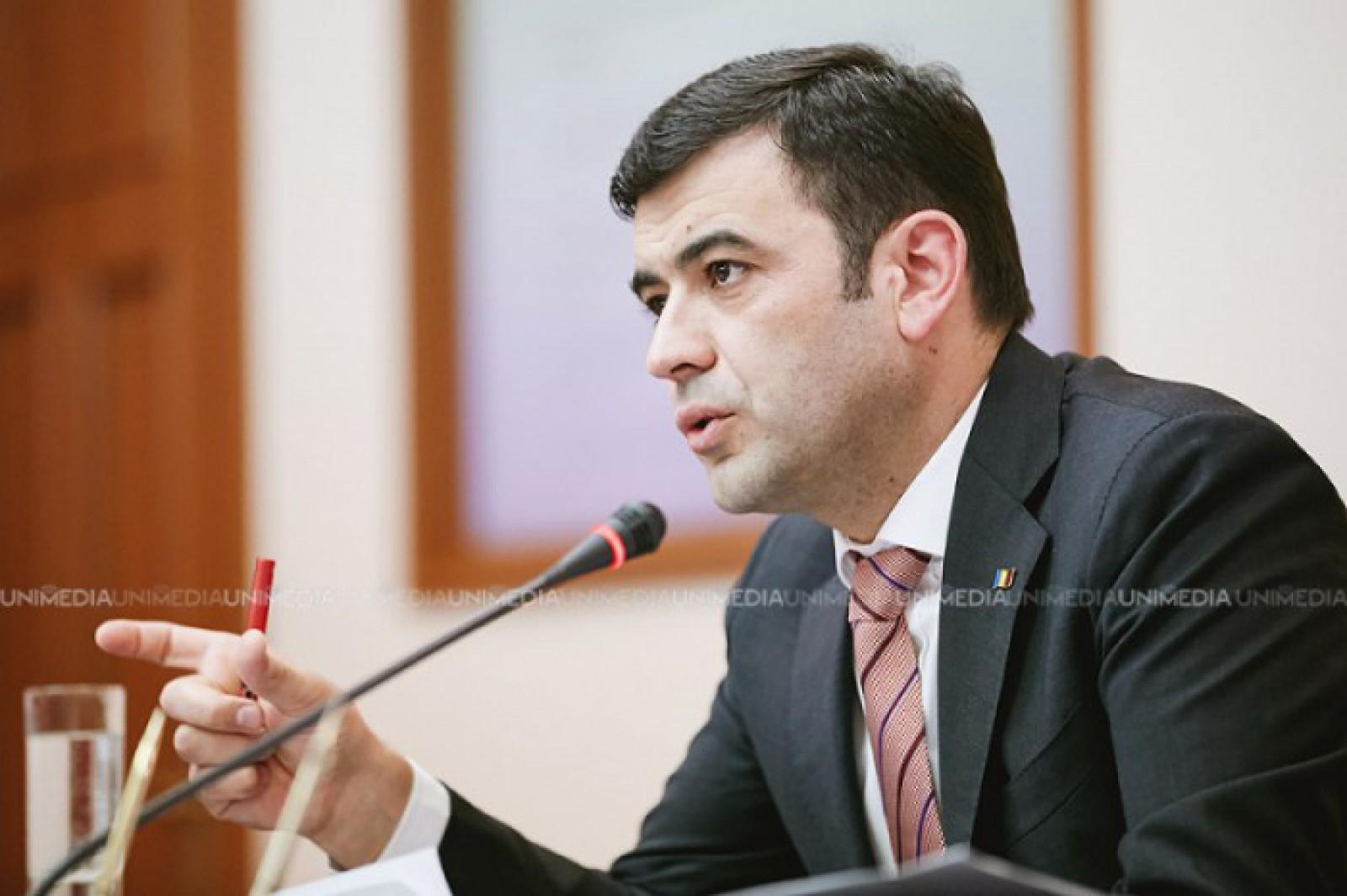"""Reacția lui Chiril Gaburici la reținerea a 23 de angajați ai """"Gărilor şi staţiilor auto"""": Astfel de cazuri sunt grave și arată că gestionarea este defectuoasă"""