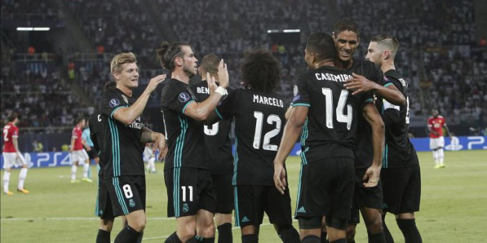 (video) Real Madrid este supercampioana Europei! Echipa lui Zinedine Zidane a învins-o pe Manchester United