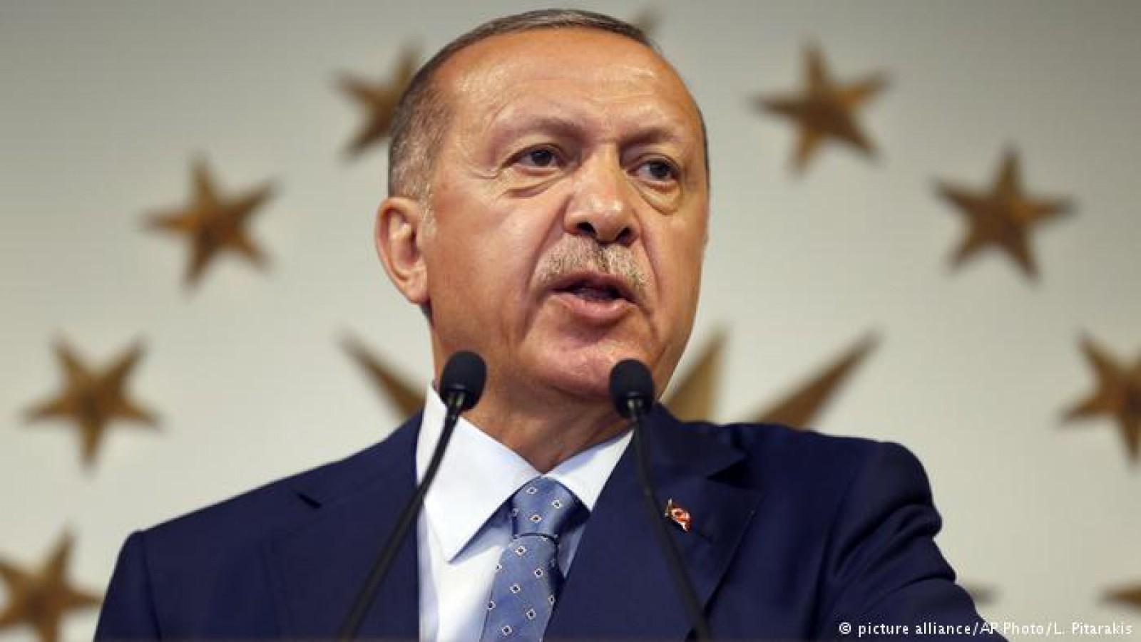 Recep Erdogan l-a numit pe ginerele său în funcția de ministru al Finanțelor