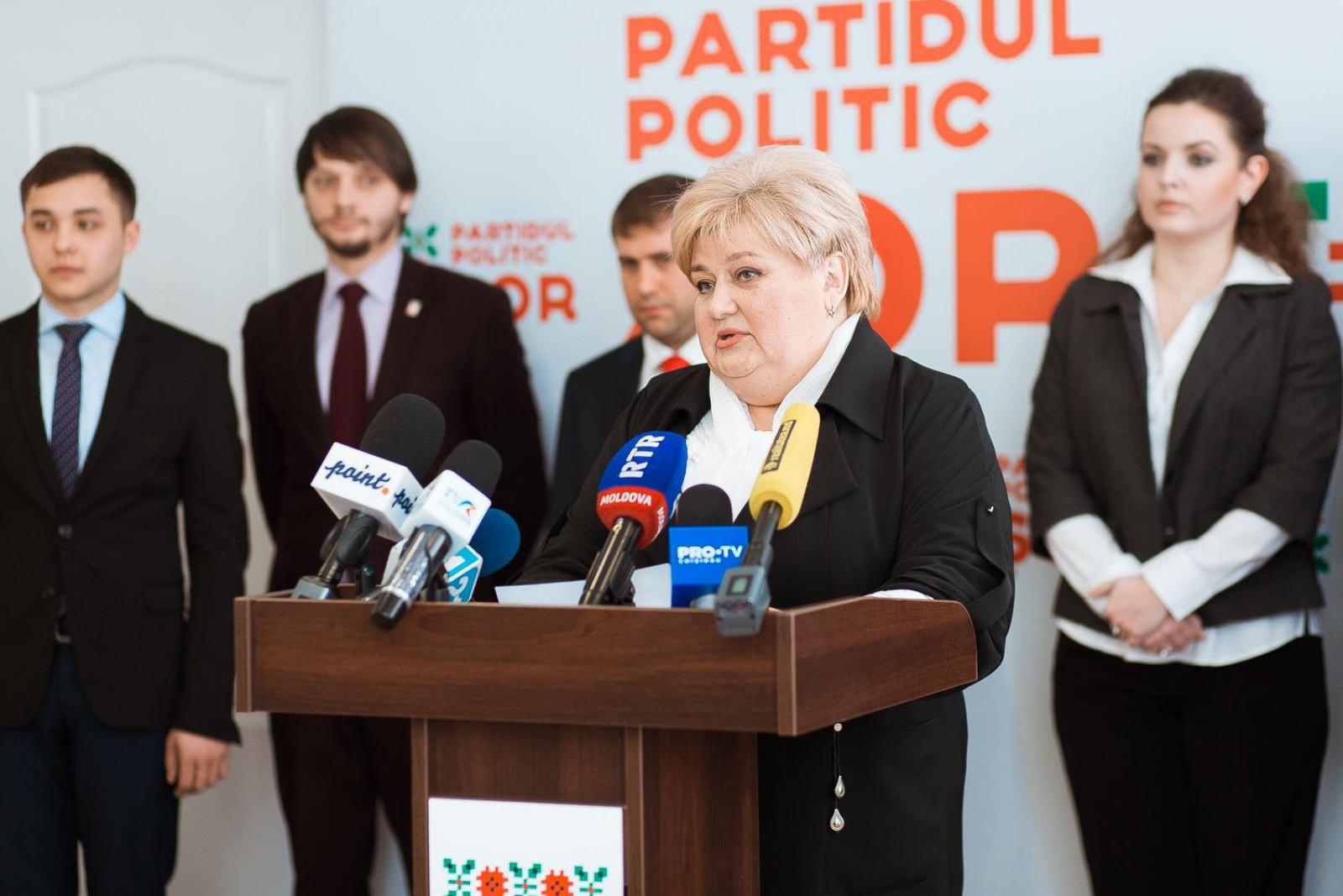 Reghina Apostolova, după ce a fost scoasă din cursa electorală: Le-au furat chișinăuienilor speranța
