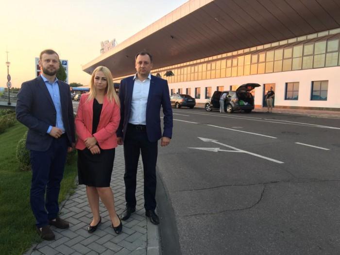 """Reprezentanţii Partidului """"Șor"""" şi avocaţii lui Ilan Șor efectuează o vizită oficială la Consiliul Europei"""