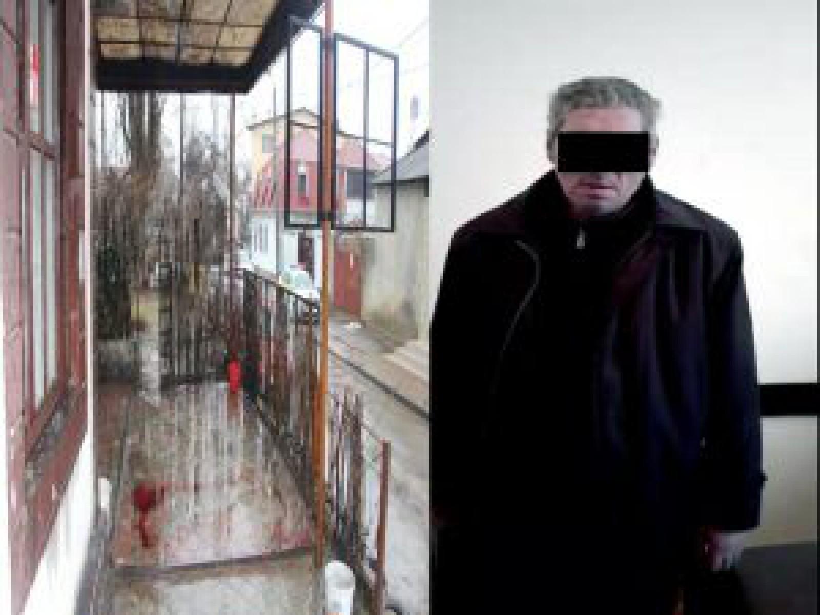 Ceartă pe muchie de cuțit în capitală: Un bărbat în stare de ebrietate și-a atacat amicul la o terasă