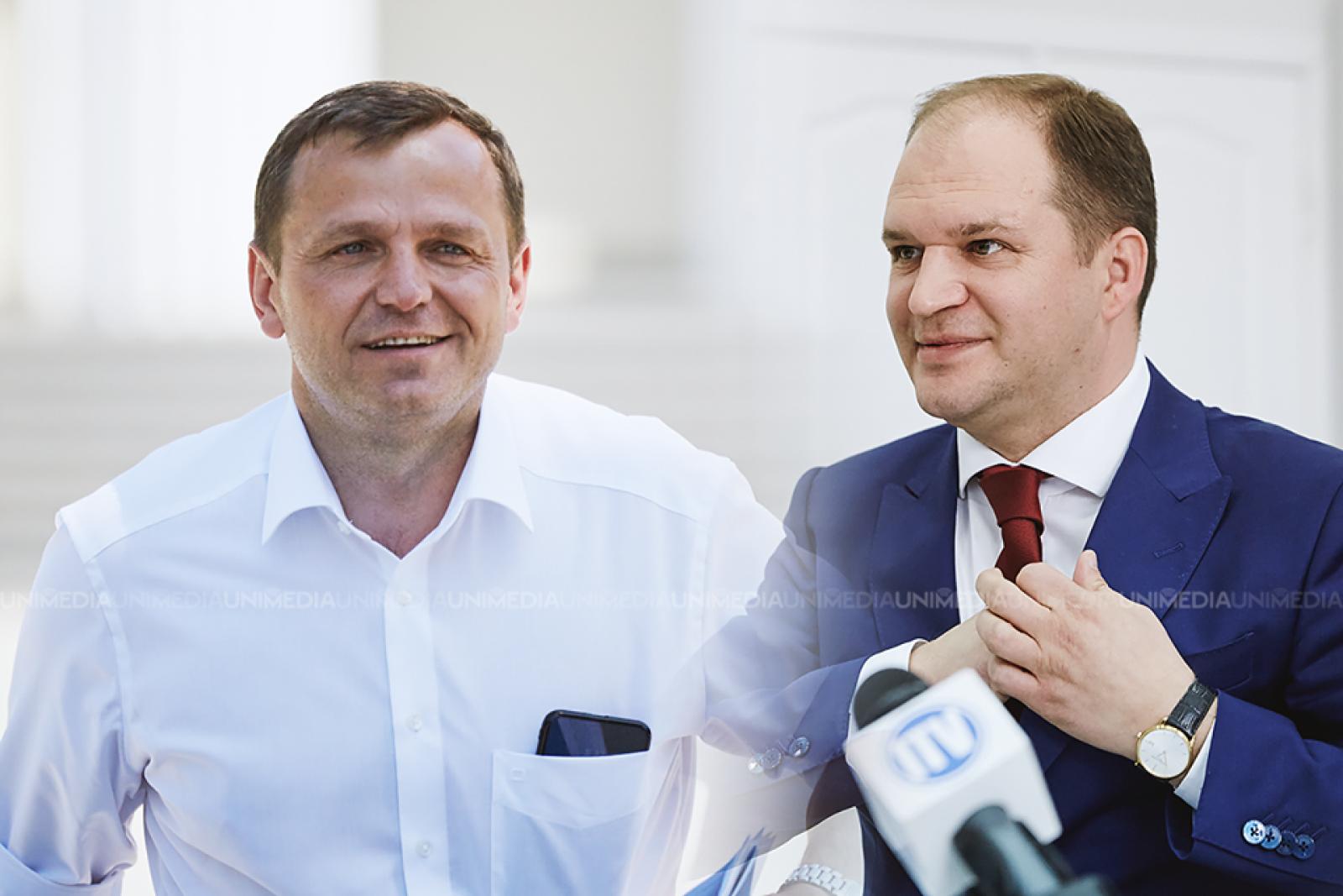 Rezultatele finale în alegerile locale Chișinău: Ion Ceban și Andrei Năstase vor lupta în turul II