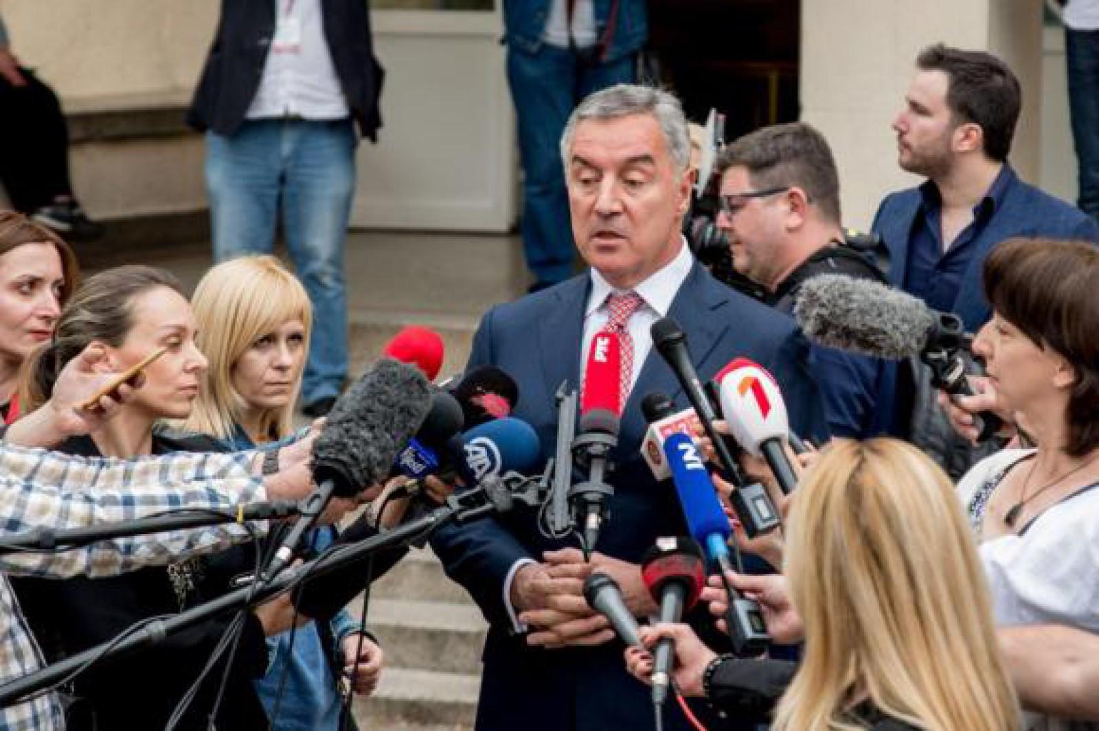 Rezultatele alegerilor:  Preşedinte pro-Vest în Muntenegru