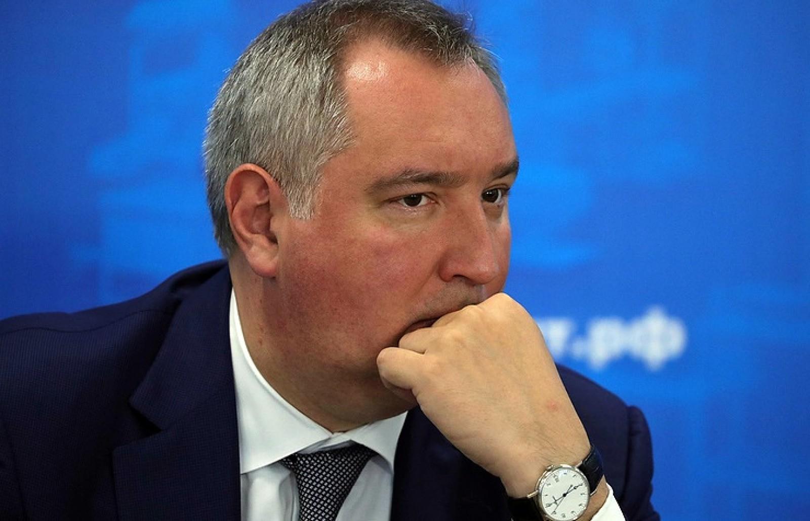 Rogozin a povestit despre planurile Rusiei de a utiliza unele soluții tehnice ale lui Elon Musk
