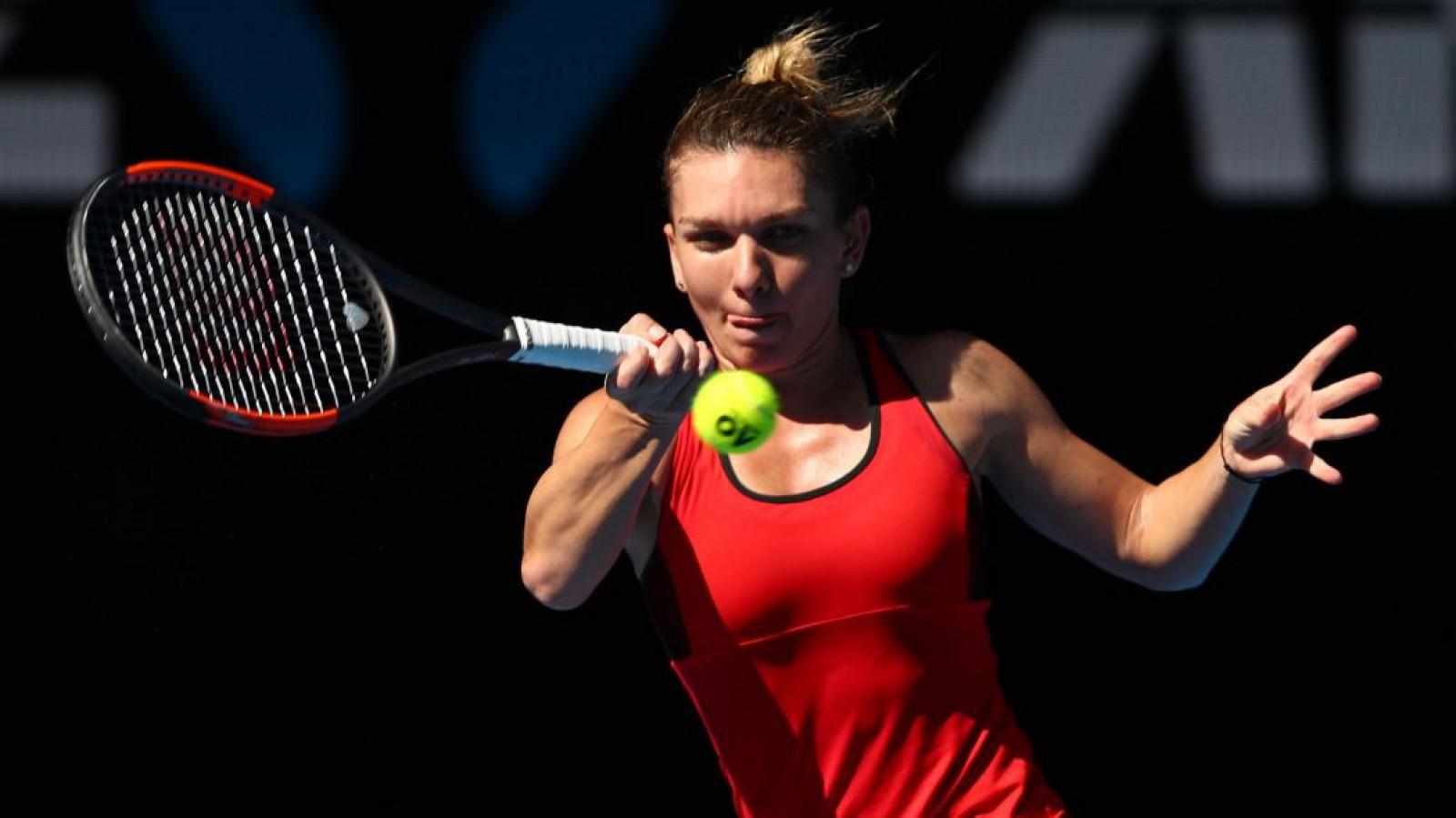 Roland Garros: Simona Halep joacă astăzi împotriva sportivei americane Alison Riske