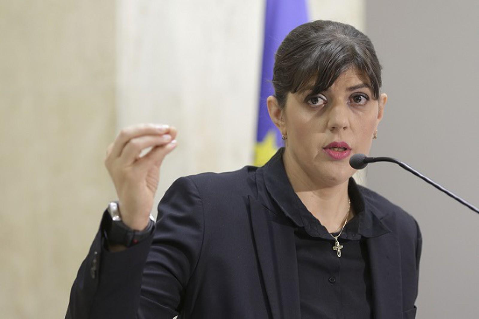 România: Laura Kodruța Kovesi se va întoarce la DIICOT Sibiu, după ce a fost demisă de la DNA