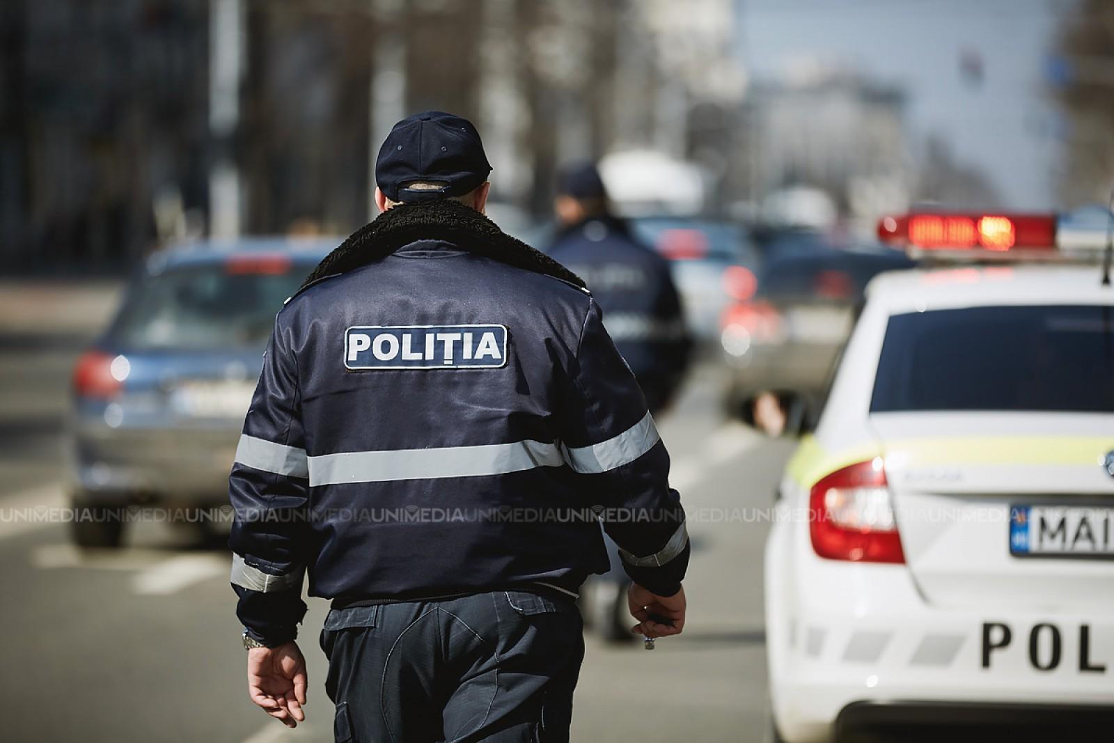 """S-au """"jucat cu focul"""": Trei polițiști din Bălți, reținuți și riscă până la 10 ani de închisoare"""