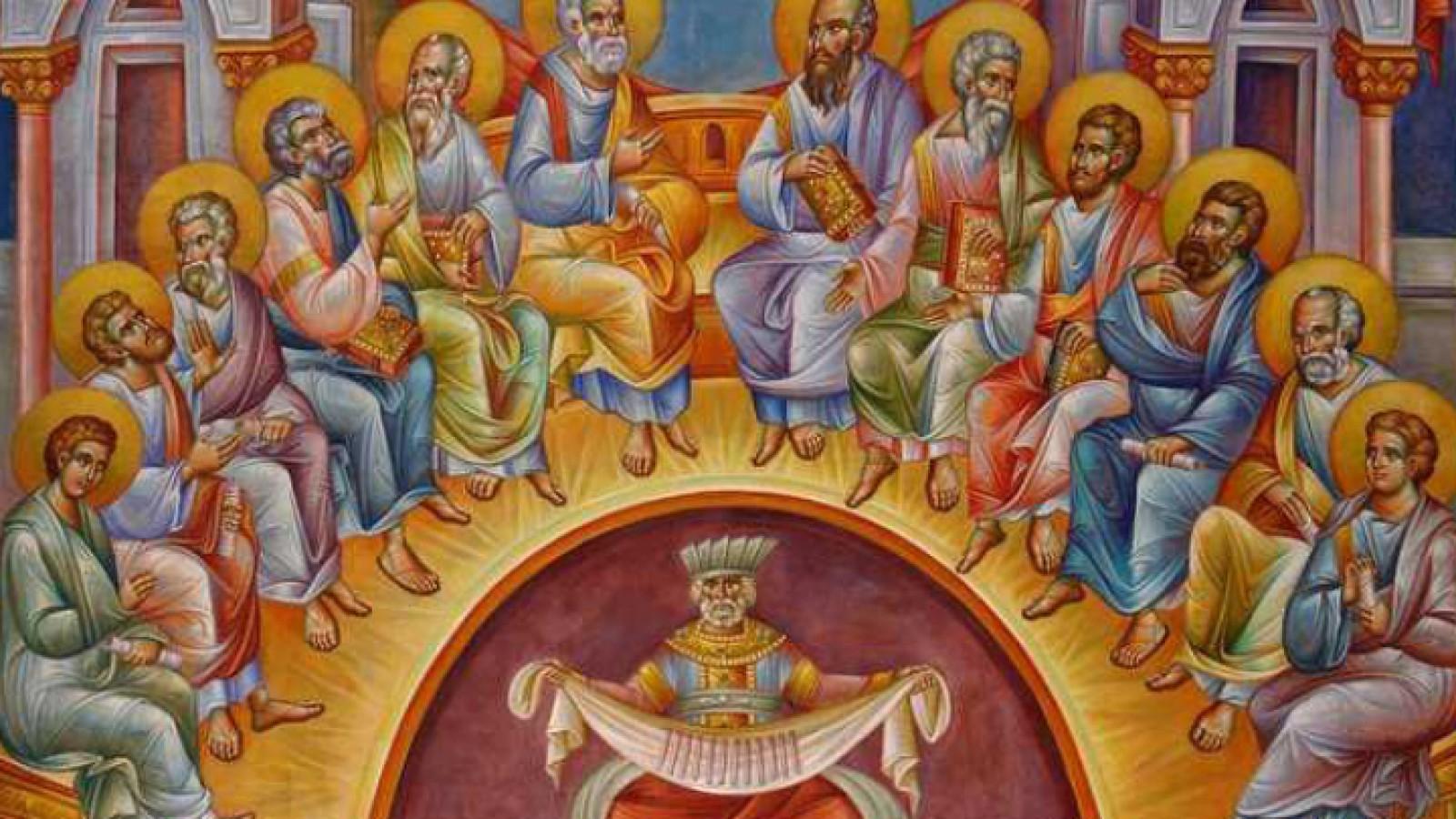 Sărbătoare în calendarul creștin ortodox: Duminica mare sau Troița. Astăzi se împodobesc gospodăriile cu verdeață