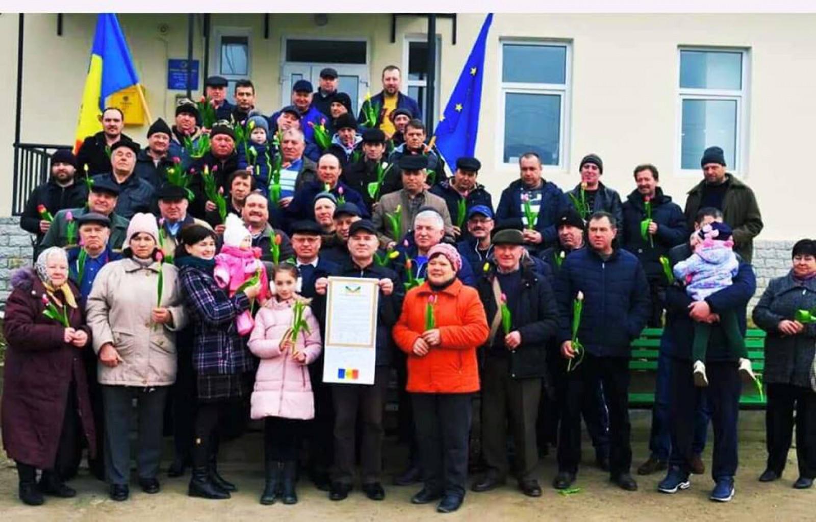 """Satul Malcoci a semnat Declarația de Unire: """"Nimeni nu este în drept să văduvească un popor"""""""