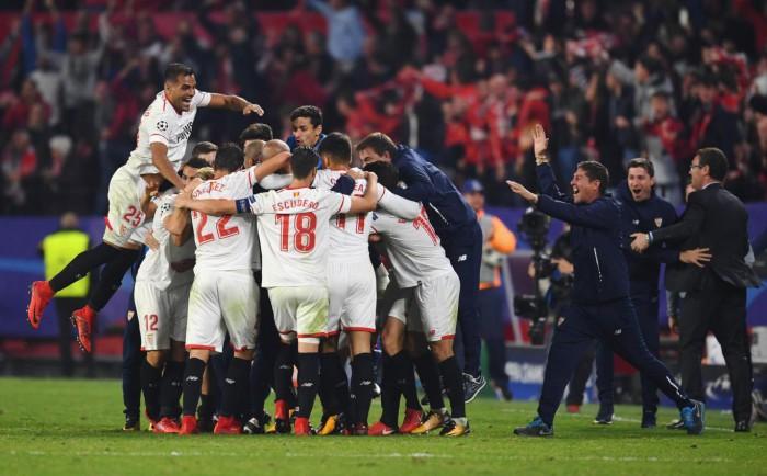 Sevilla 3-3 Liverpool: Andaluzii au reușit să restabilească egalitatea, fiind conduși după prima repriză cu scorul de 0-3