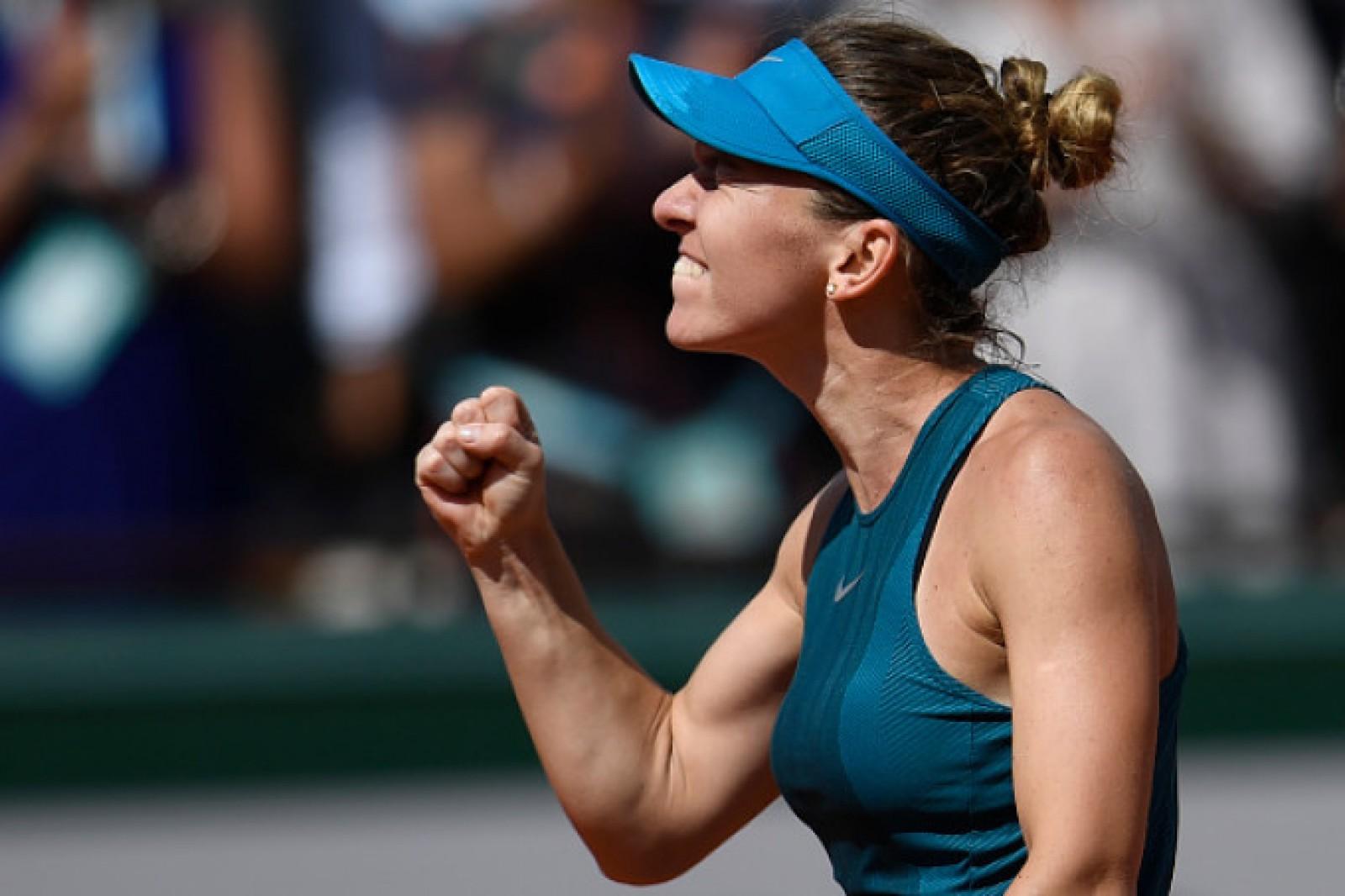 (foto) Simona Halep a câștigat finala de la Roland Garros. Este primul trofeu de Grand Slam din carieră