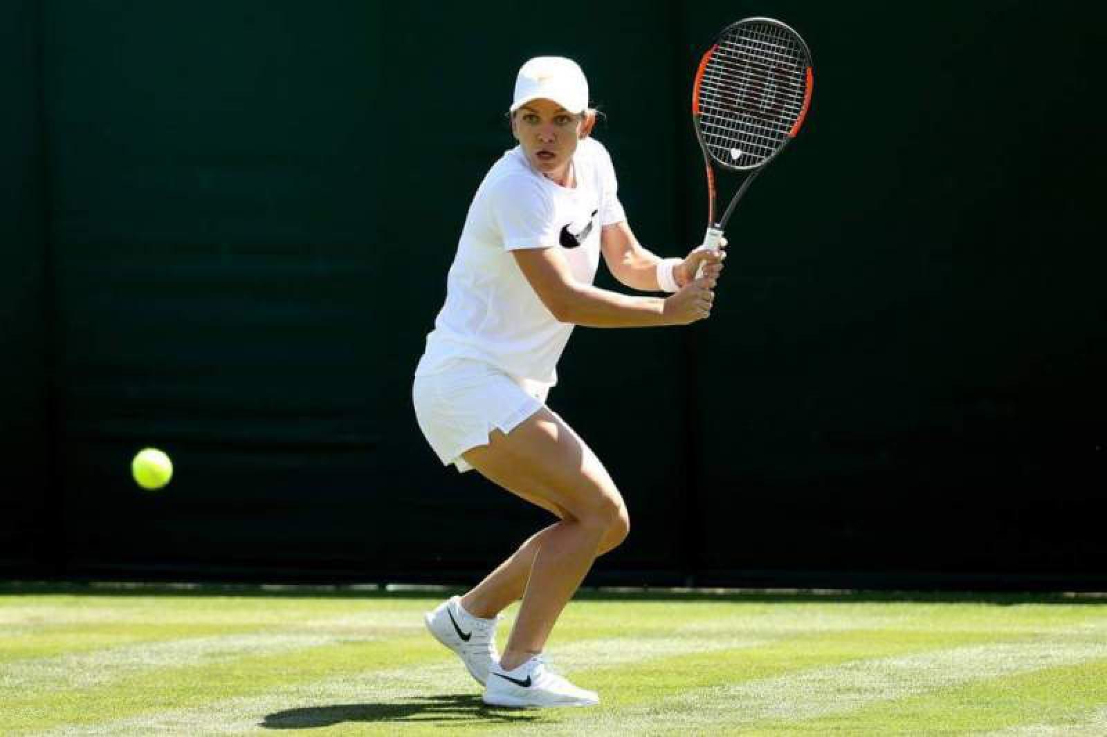 Simona Halep joacă astăzi în primul tur la Wimbledon, al treilea grand slam al anului