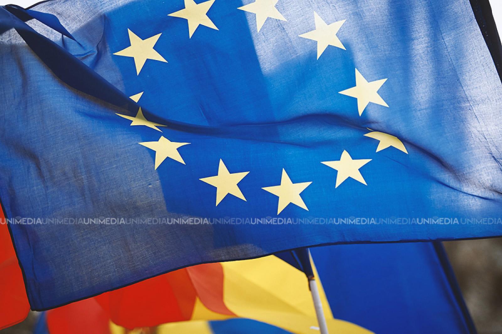 """Sintagma de """"integrare UE"""" ar putea fi introdusă în Constituție până la alegerile parlamentare"""