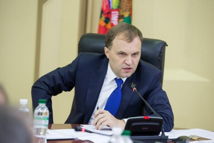 """""""Sovietul Suprem"""" de la Tiraspol i-a ridicat imunitatea lui Evghenii Șevciuk: Autoritățile i-au deschis un dosar penal pe cinci capete de acuzare"""