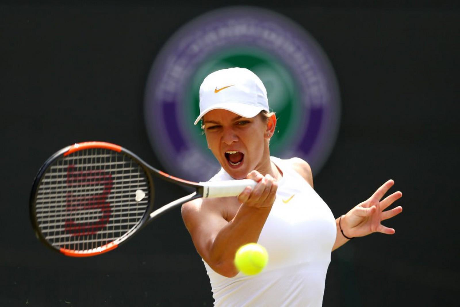 Surpriză la Wimbledon: Simona Halep, lider WTA, a fost eliminată din turul trei