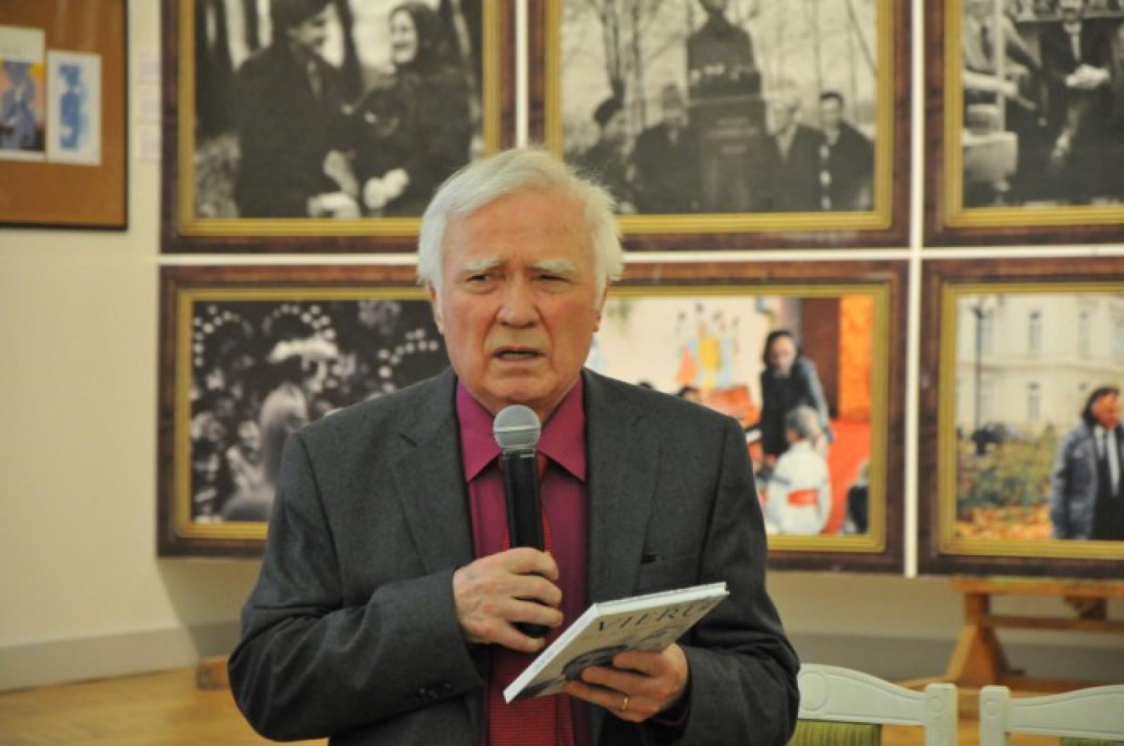 Tatăl lui Guguță, Spiridon Vangheli, împlinește astăzi 86 de ani