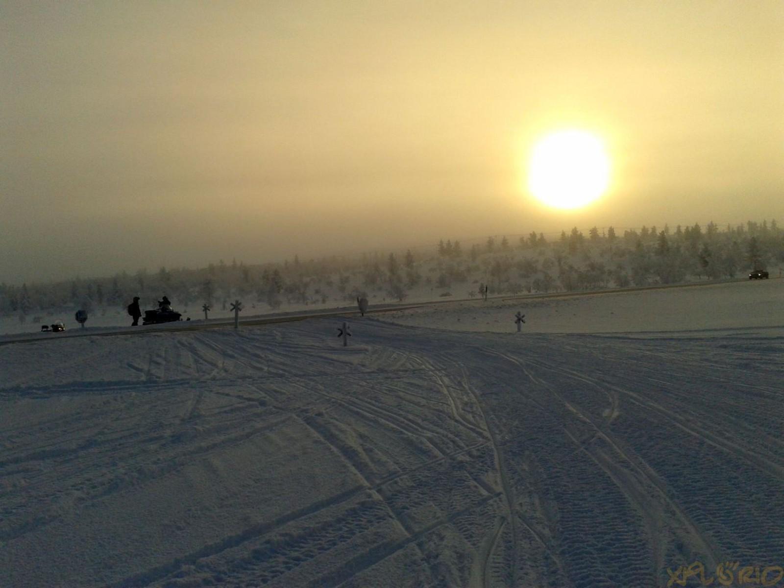 Temperaturi extreme: În Laponia și la cercul polar se înregistrează 30 de grade Celsius
