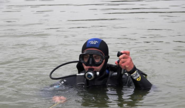 Tragic: Un bărbat din Ocnița s-a înecat în lacul din localitate