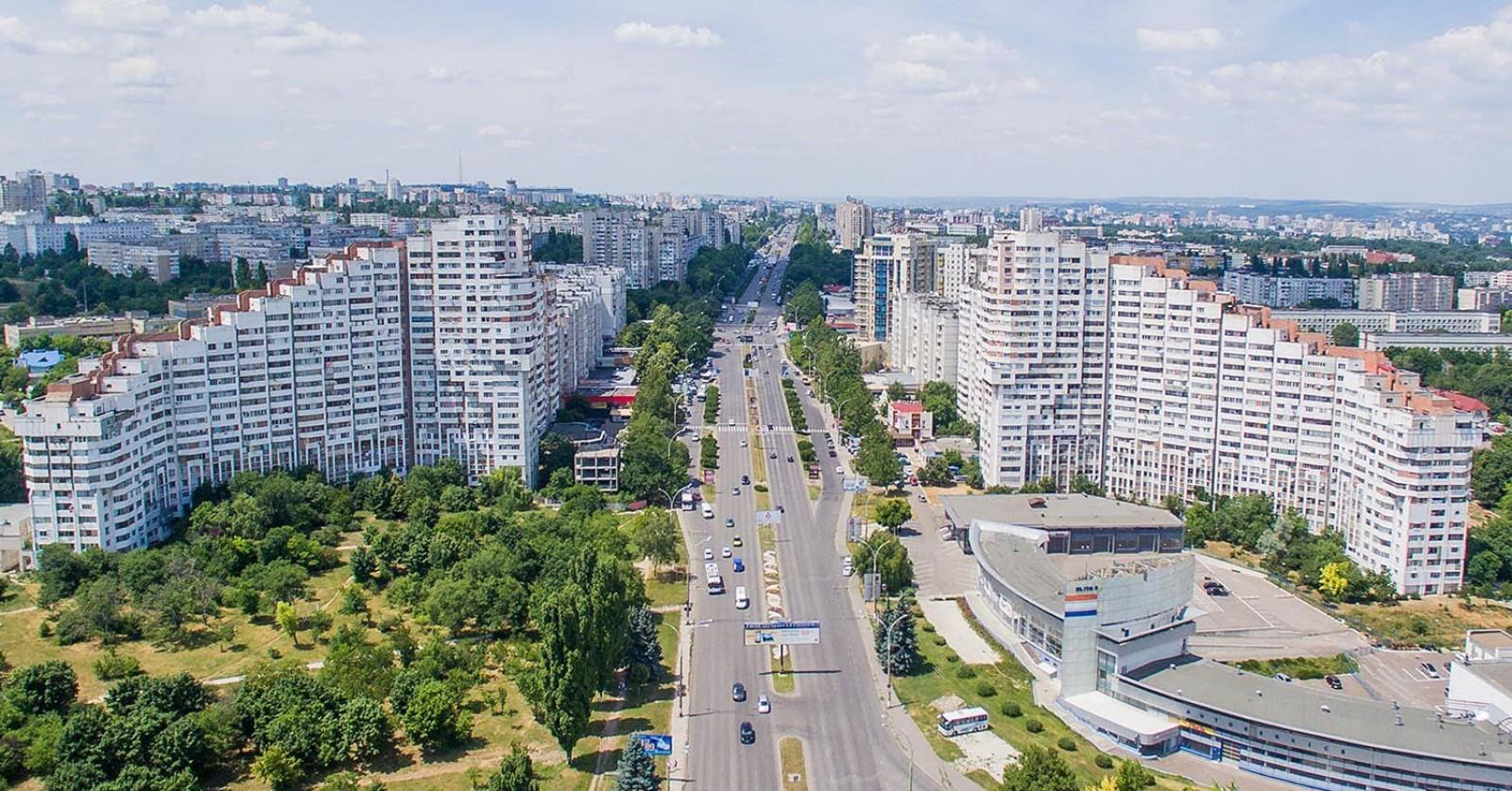 Tramvaie şi trafic minim în zona Centru! Cum se va modifica infrastructura transporturilor din Chişinău până în 2042