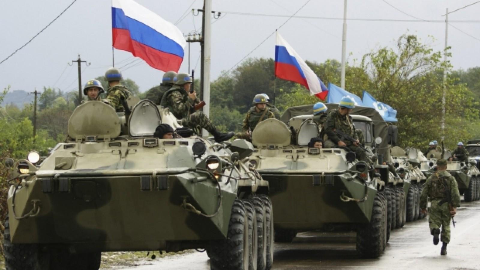 Trupele rusești din regiunea transnistreană vor participa la parada militară de la Tiraspol